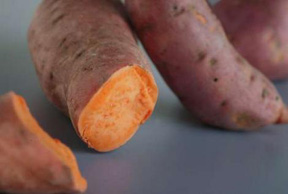 Sweet Potatoes:  Not Just For Thanksgiving