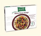 Kashi Entrées:  Black Bean Mango
