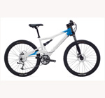 Get in Gear:  Cannondale Mountain Bike
