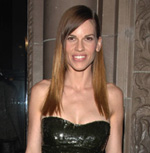 Get the Bod:  Hilary Swank Believes in Moderation