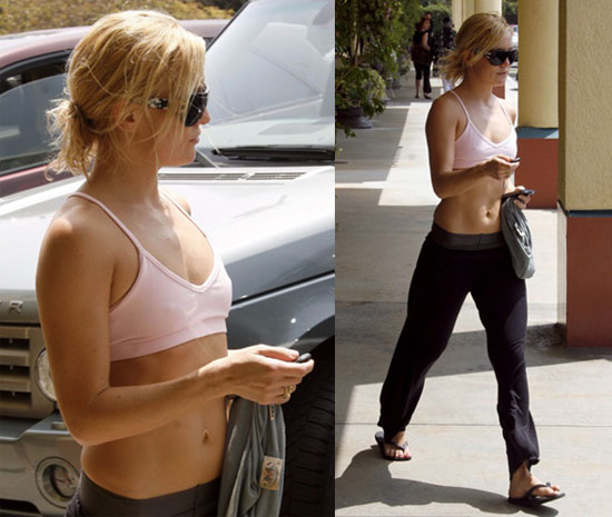 Will the Ab Machine Get You Abs Like Kate Hudson?