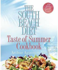 South Beach Diet: Taste of Summer Cookbook
