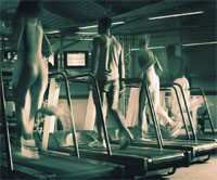 Get it Up, Your Heart Rate That Is: Treadmill Series