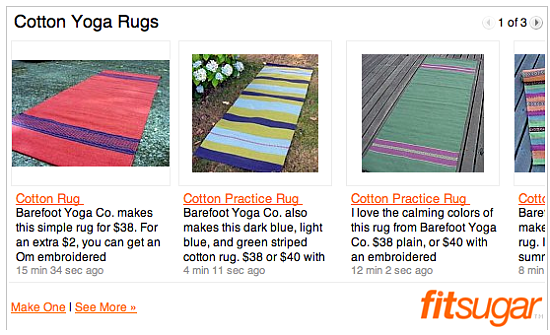 Are You Slipping on Your Mat? Try a Rug
