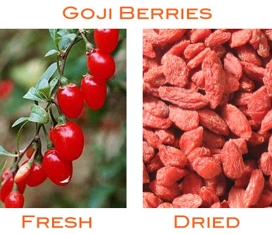 What's the Deal With:  Goji Berries?