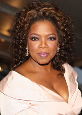 Oprah's Health Wake Up Call Came from Her Thyroid