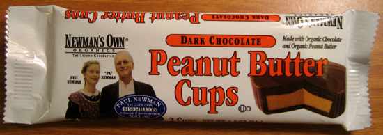 Newman's Own Peanut Butter Cups