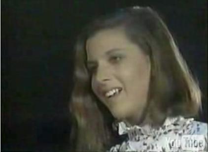 "Flashback: Moon Unit Zappa Singing ""Valley Girl"""