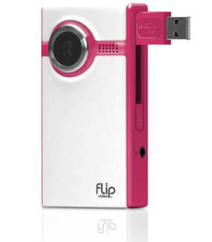 Flip Video Ultra Camcorder Giveaway: We Have Our Winners!