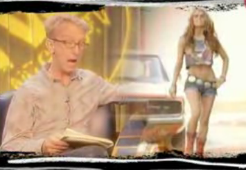 Andy Dick Wants Jessica Simpson
