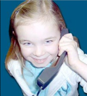 Little Becky Makes Another Prank Call