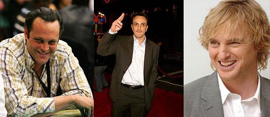 Vince and Owen Quit Azaria's Movie