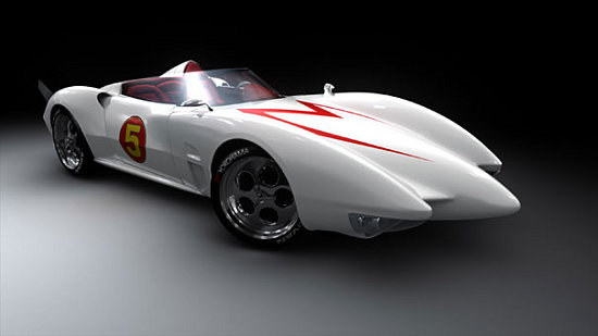 Speed Racer: Shaft is Cast, Possible Chimp Abuse