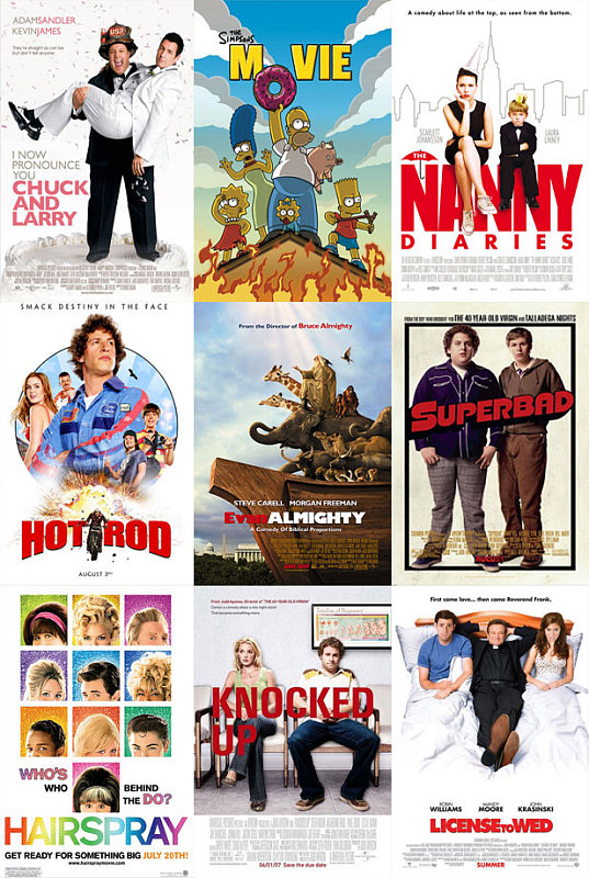 What Was Your Favorite Summer Comedy?