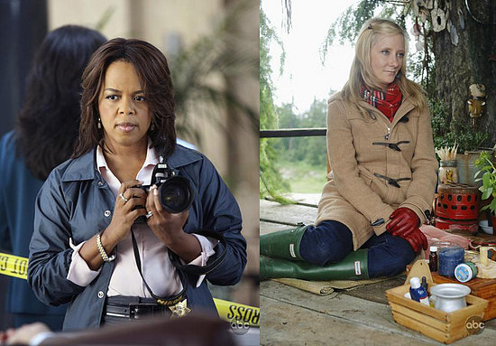 "TV Tonight: ""Women's Murder Club"" and ""Men in Trees"""
