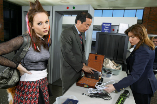 Geek Tip: Your Camera Safety At Airport Security