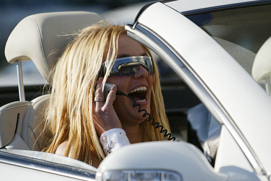 Say Good-Bye To Cell Phone Driving