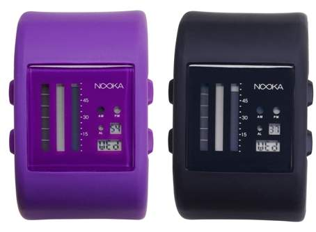 The High-Tech Nooka Zub 38 Zenv Watch