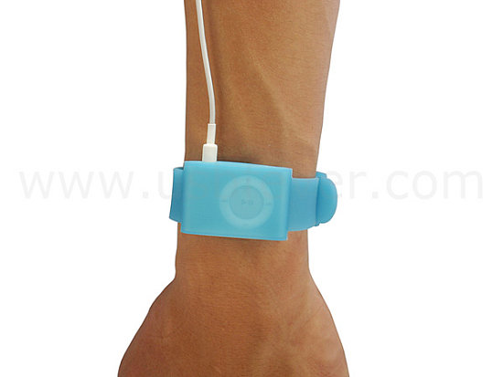 iPod Shuffle Wristband Case