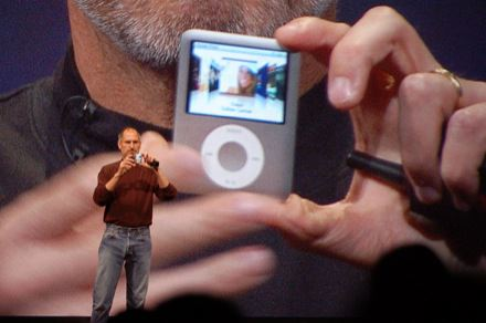 Apple Announcements: New Shuffle Colors, Nano With Video, 160 GB iPod and iPod Touch!