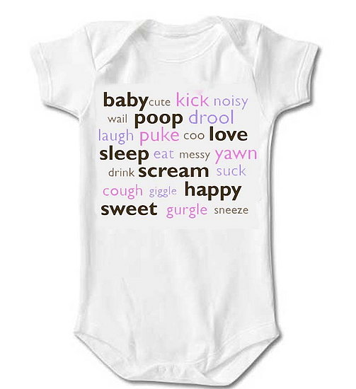 The Perfect Geeky Onesie for Babies