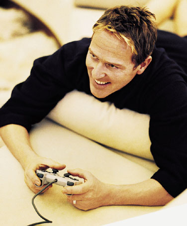 What Does a Guy's Gaming Console Say About Him?