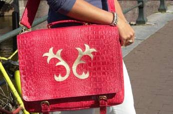 Dutch Designer Fab's Trendy Laptop Bags