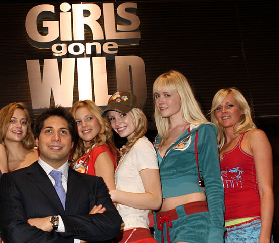 Joe Francis to Open Girls Gone Wild Restaurants