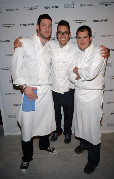 Food & Wine Magazine Celebrates The Best New Chefs