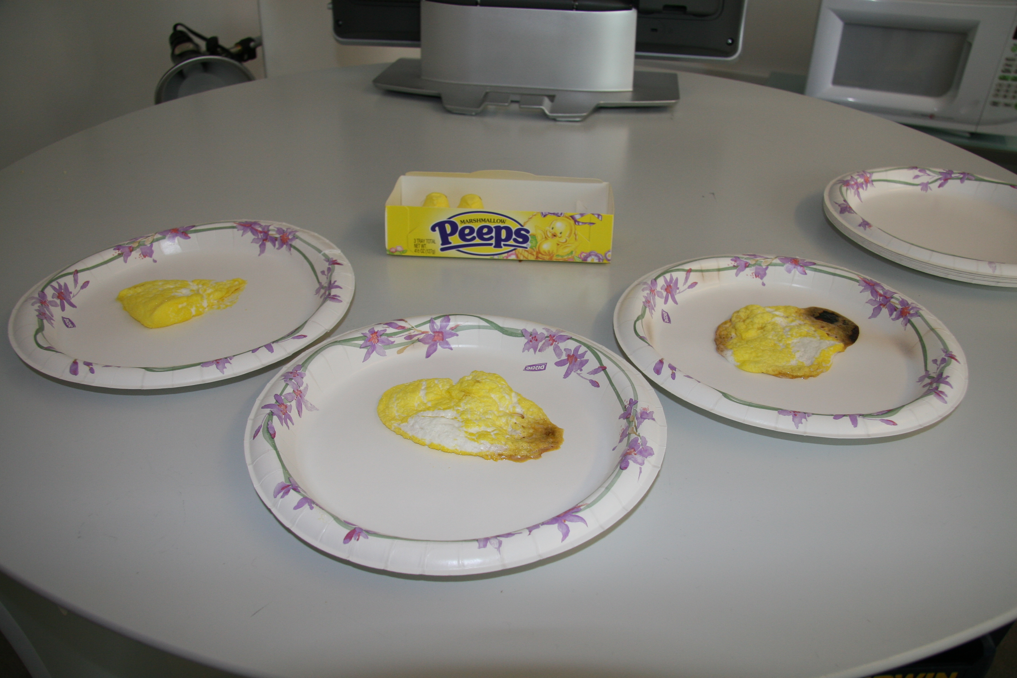 TV Dinners: South Park - Microwaved Peeps