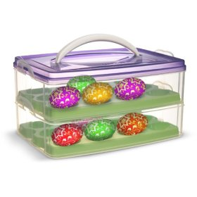 Eggciting Egg-Tainers
