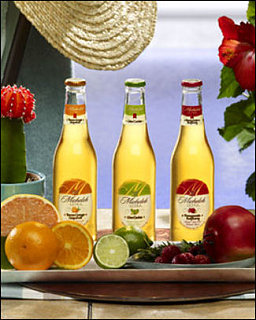 Yummy Link: Michelob Ultra Fruit Infused Beer