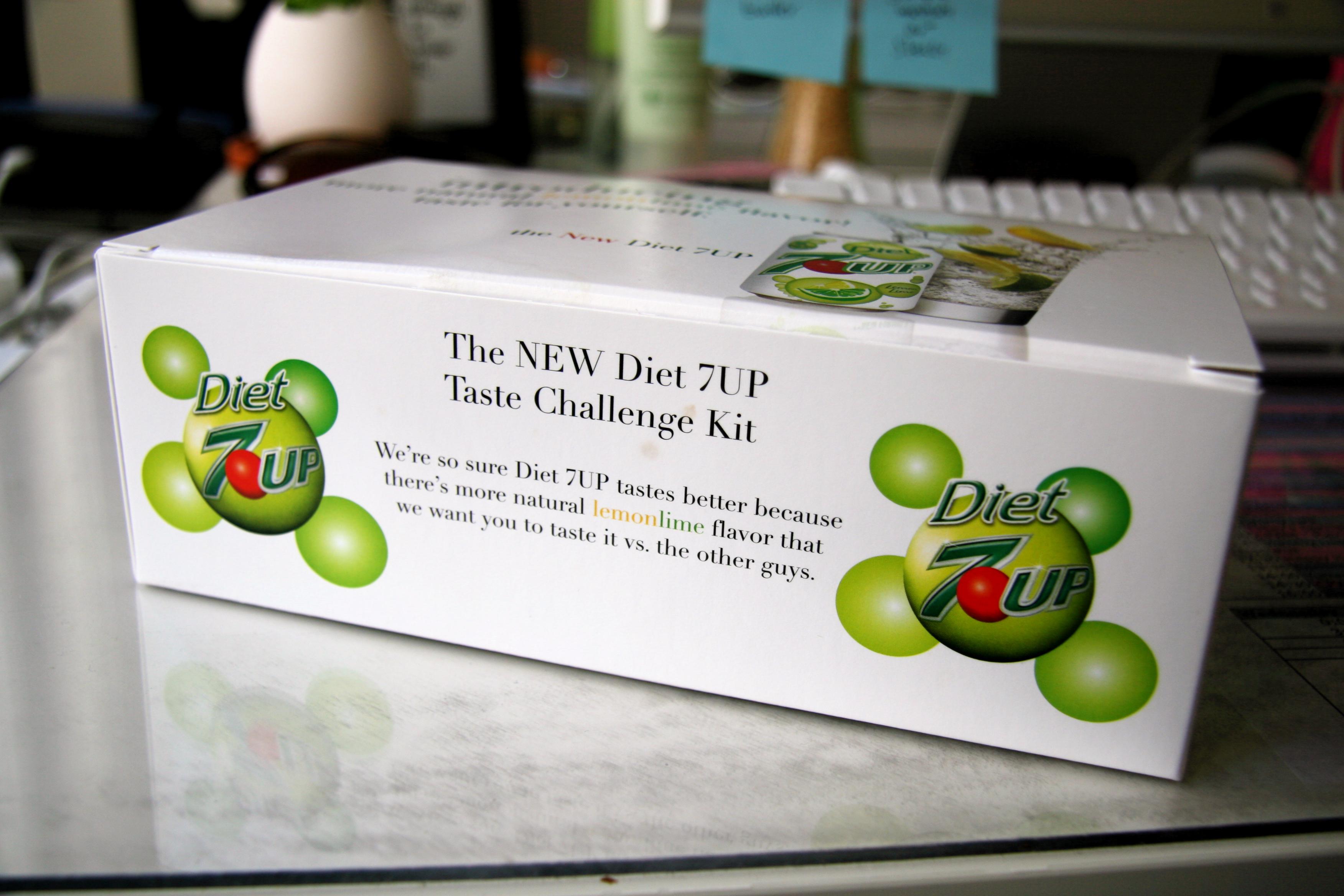 We Take the 7Up Taste Challenge