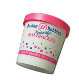 Baskin Robbins' Pints Don't Add Up