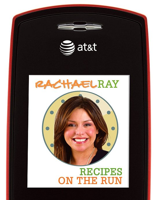 A Little Rachael Ray in Your Pocket