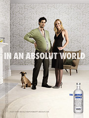 In An Absolut World: Love It Or Hate It?