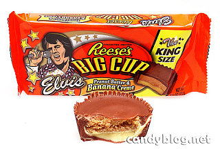 Yummy Links: Elvis Reese's Peanut Butter and Banana Cream Cups