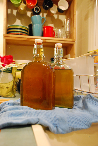 Yummy Link: Make Your Own Herb Infused Syrups