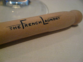 Exercise in Excess: Feasting at The French Laundry