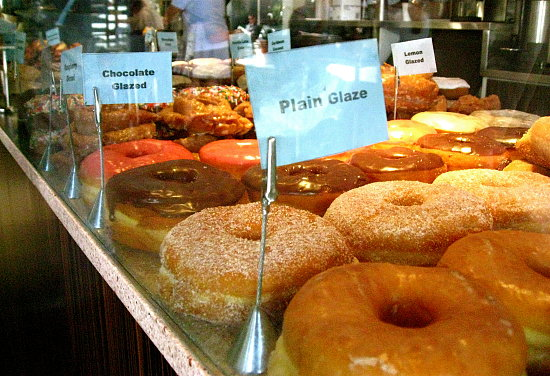 What's Your Favorite Kind of Doughnut?