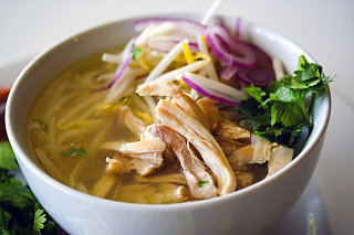 Yummy Link: Authentic Chicken Pho