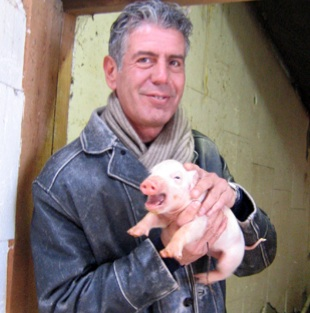 Yummy Link: Talking With Anthony Bourdain