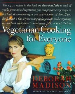 Summer Reading: Vegetarian Cooking For Everyone