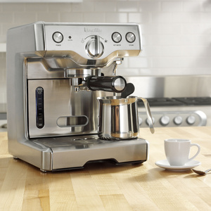 And The New Owner of the Breville Espresso Machine is...