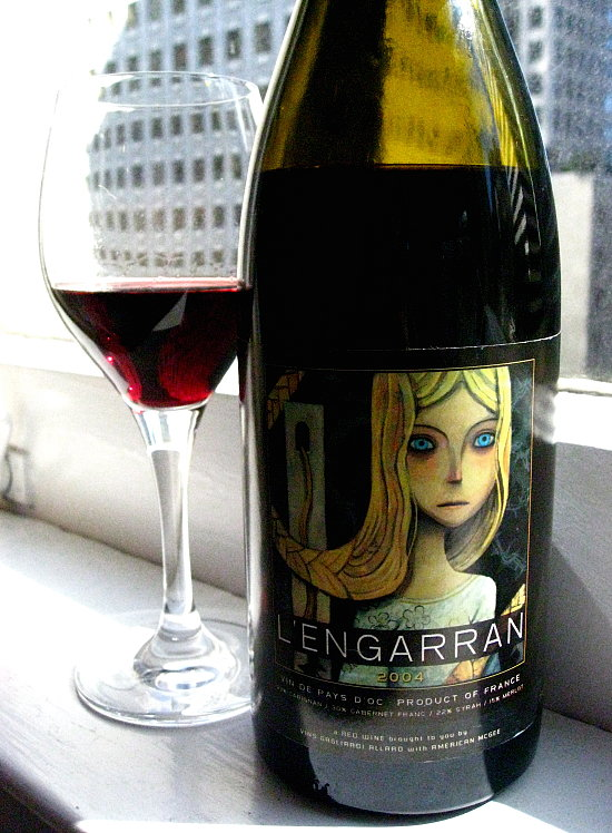 Happy Hour: Vins Gagliardi L'Engarran