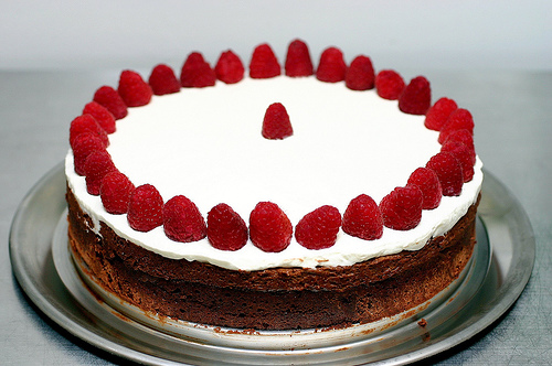 Yummy Link: Double Chocolate Torte