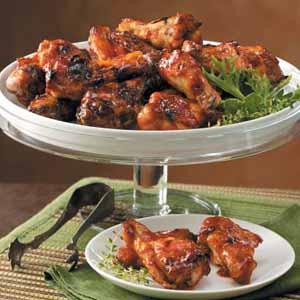 Sunday BBQ: Grilled Jerk Chicken Wings