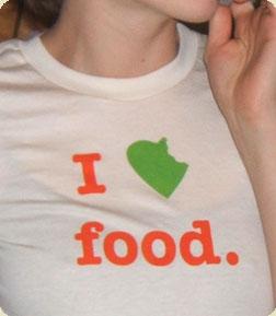 I Heart Food. So Do Babies.