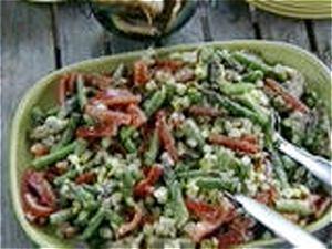 Monday's Leftovers: Jamaican Jerk Chicken Salad