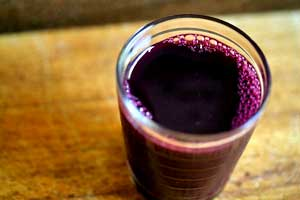 Yummy Link: Fresh Grape Juice